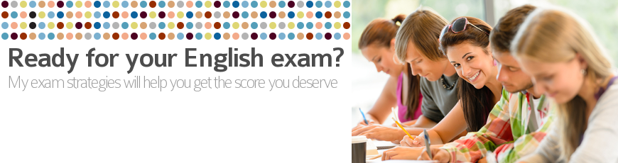 Simple Strategies for English Exams